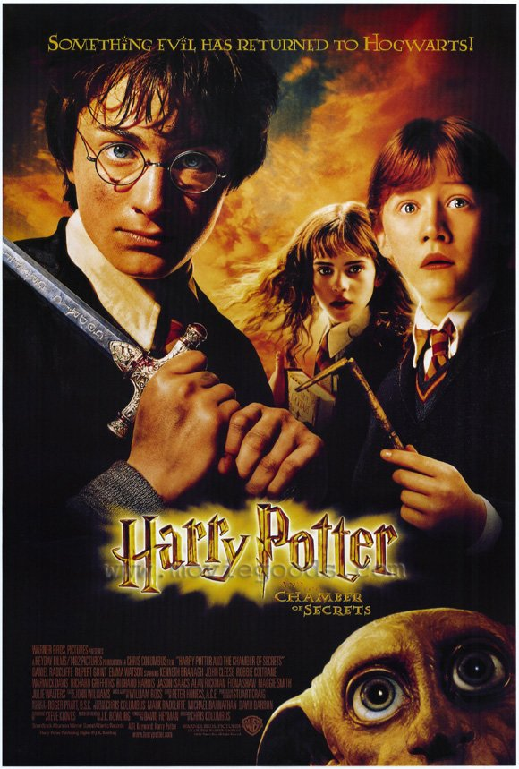 Watch harry potter and the chamber of secrets 2002 online - Regarder harry potter chambre secrets streaming ...